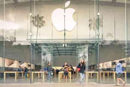 ¿Cuánto dinero tendrías hoy, si invertiste $1.000 en Apple hace 10 años?