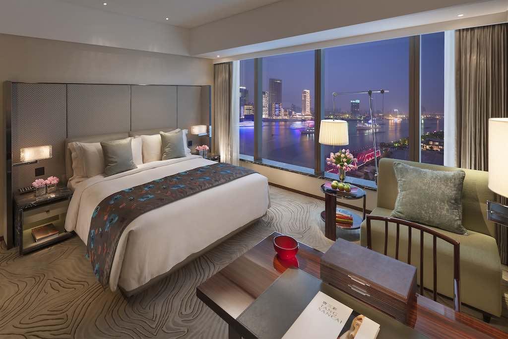 Mandarin Oriental Pudong, Shanghai