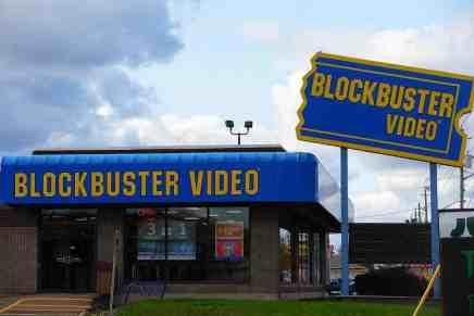 Blockbuster le queda solo una tienda más en los Estados Unidos