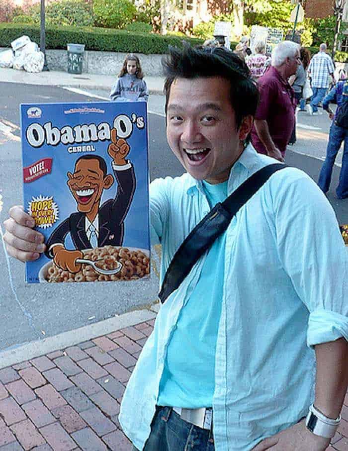 Cereal Obama O