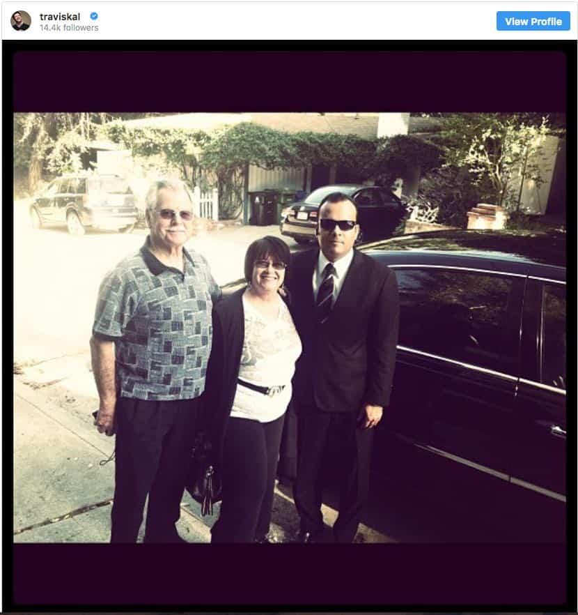 Padres de Travis Kalanick