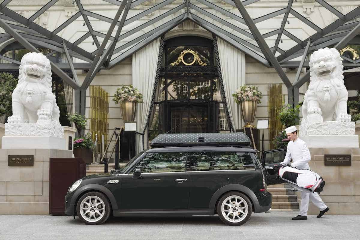 Gane un exclusivo pase VIP para los clubes de Golf más prestigiosos con The Peninsula Paris