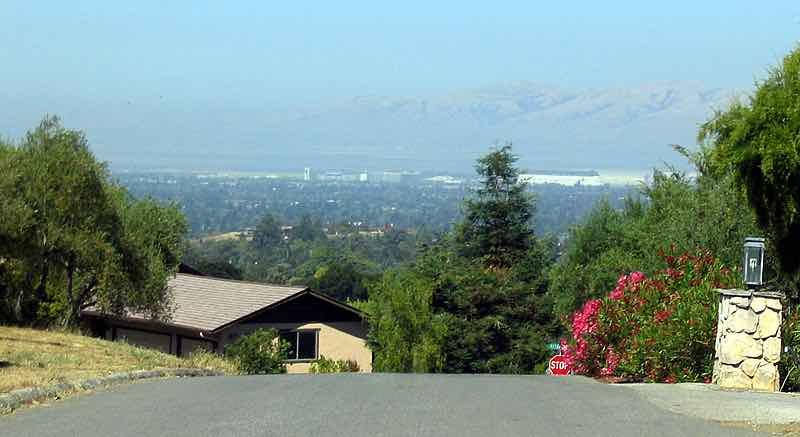 Los Altos Hills, California - Código ZIP 94022