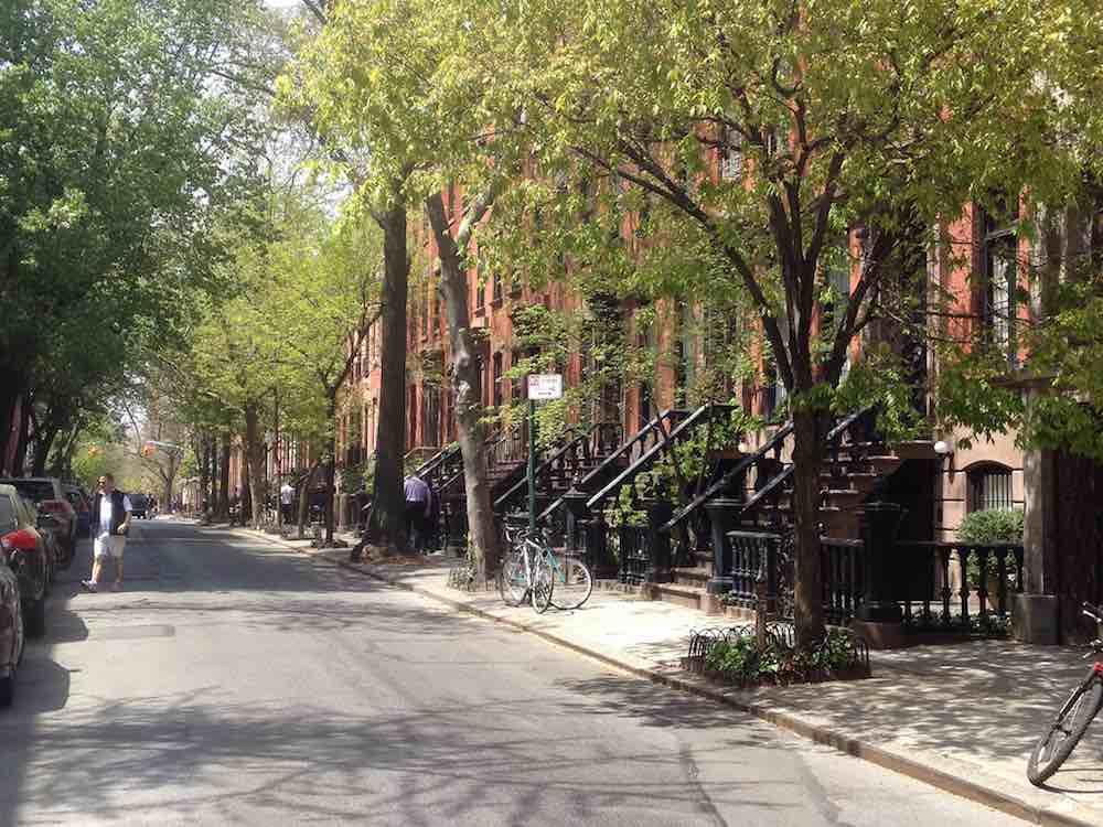 West Village, Nueva York - Código ZIP 10014