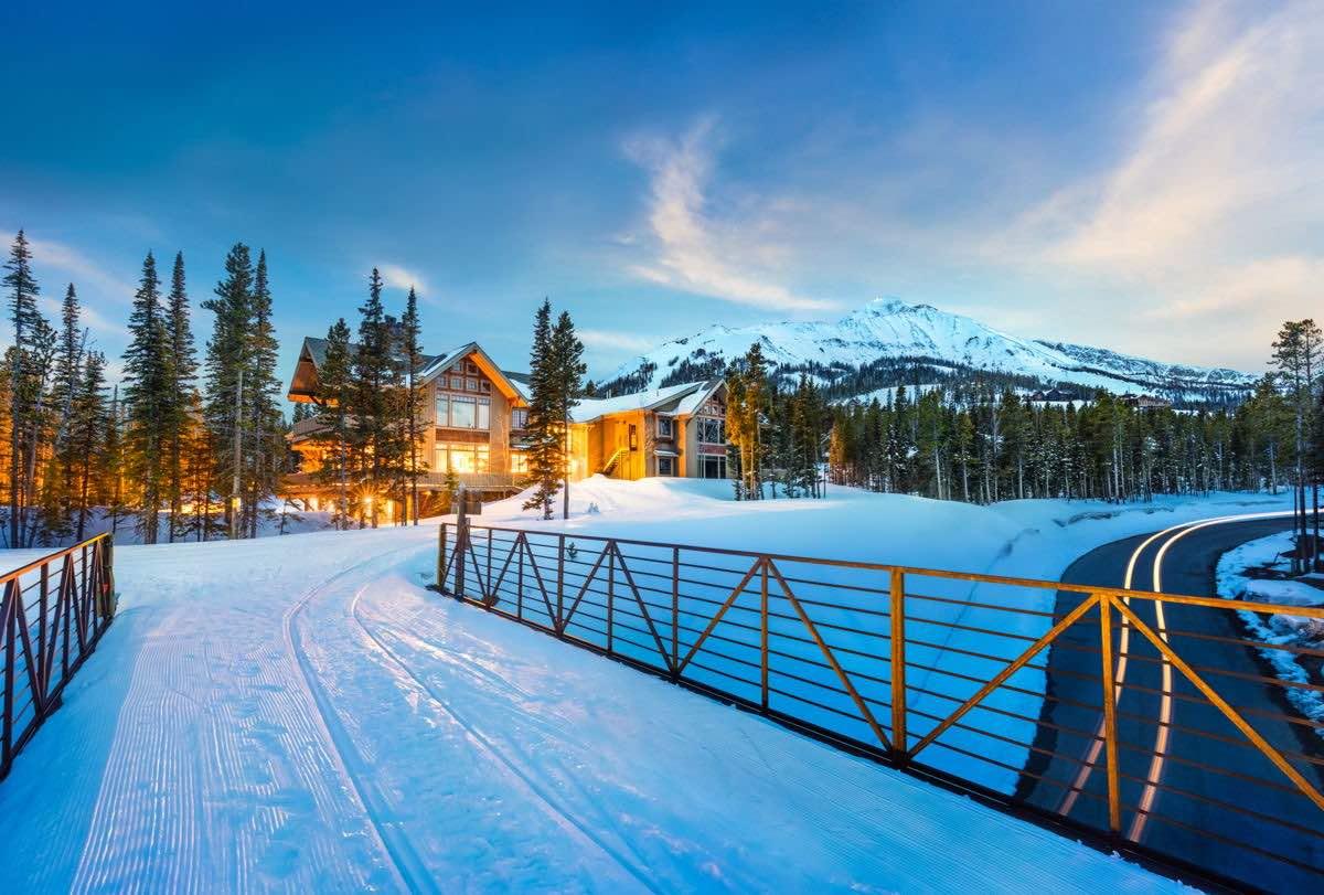 Inspirato: Morningstar – Big Sky, Montana