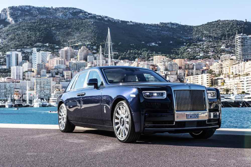 Rolls-Royce Phantom VIII 8