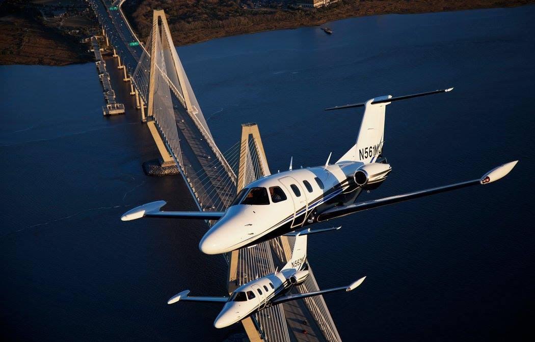 Ahora puedes alquilar el súper jet privado ?Eclipse 550? por solo $40.000
