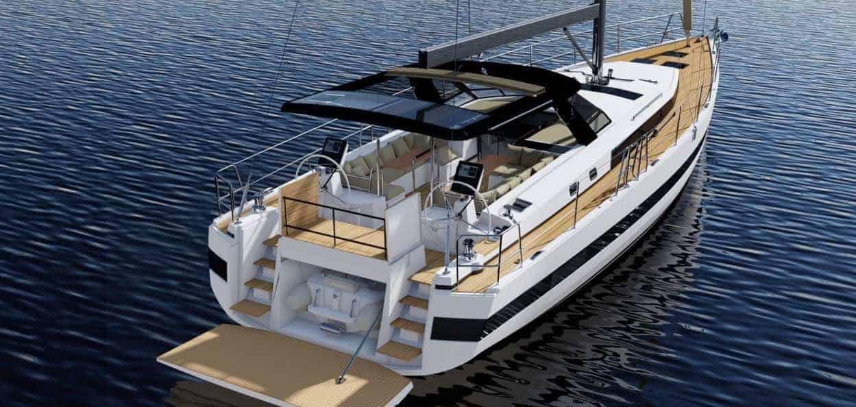 Todos tenemos que agradecer a Beneteau por el maravilloso Oceanis Yacht 62