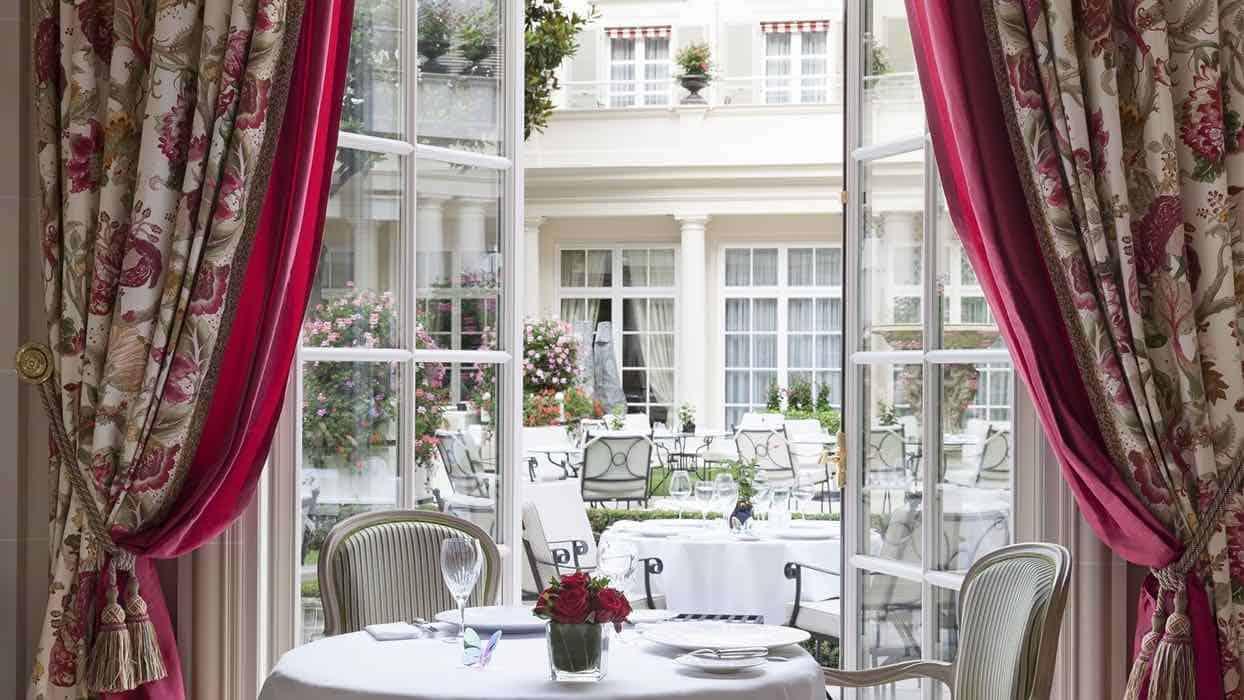 El restaurante Epicure