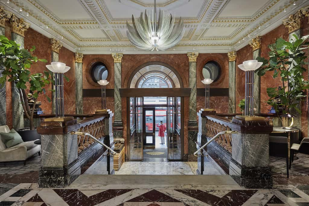 Mandarin Oriental Group anuncia la apertura completa de Mandarin Oriental Hyde Park, Londres
