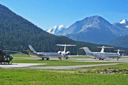 Los 10 aeropuertos más caros del mundo para aterrizar tu avión privado
