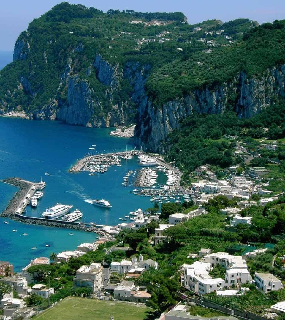 Marina di Capri, Italia