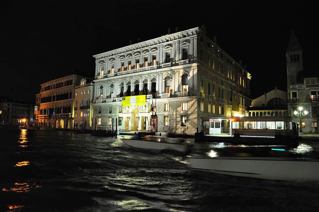 Palazzo Grassi, Venecia