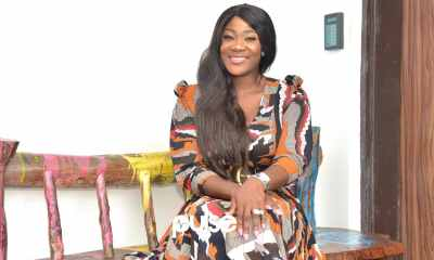 Hate me but leave my kids alone - Mercy Johnson warns