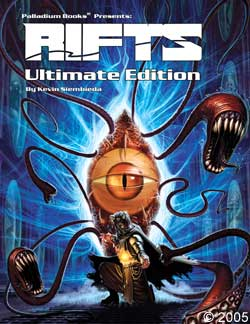 Rifts® RPG Ultimate Edition