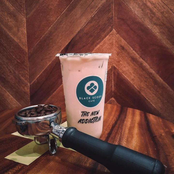 With different flavors to choose from, you'll definitely find your perfect blend at Black Scoop Cafe!!