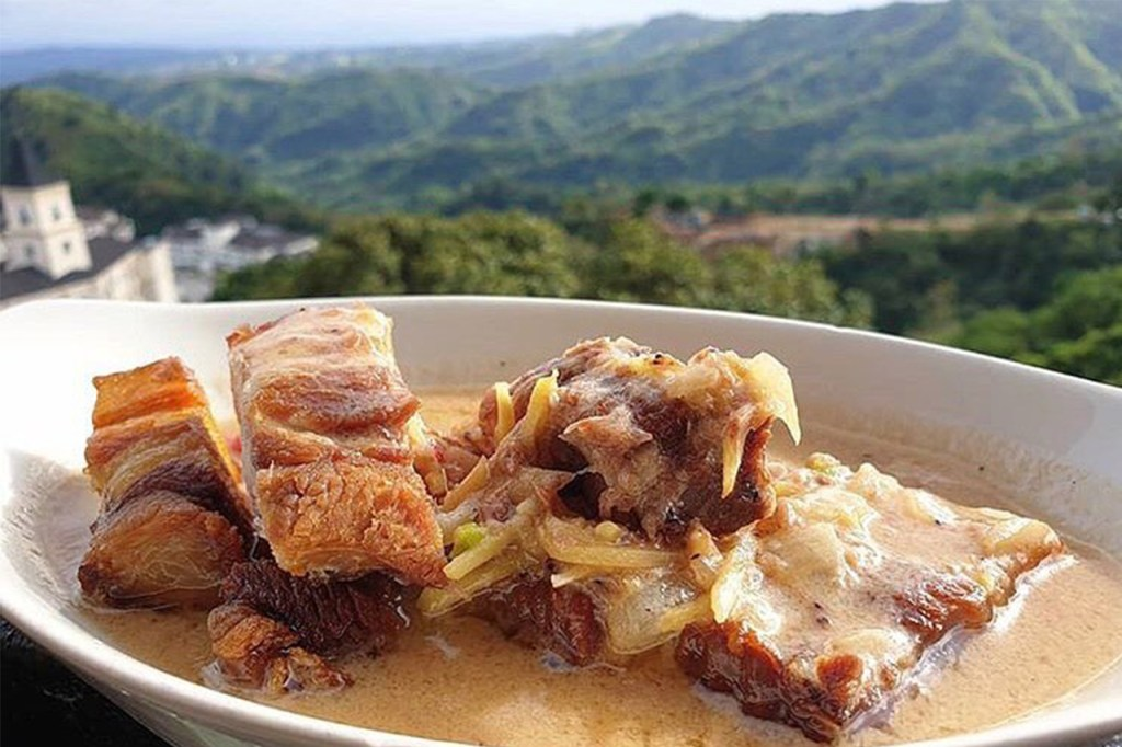 Bagoong Club: Where To Eat In Tagaytay With View