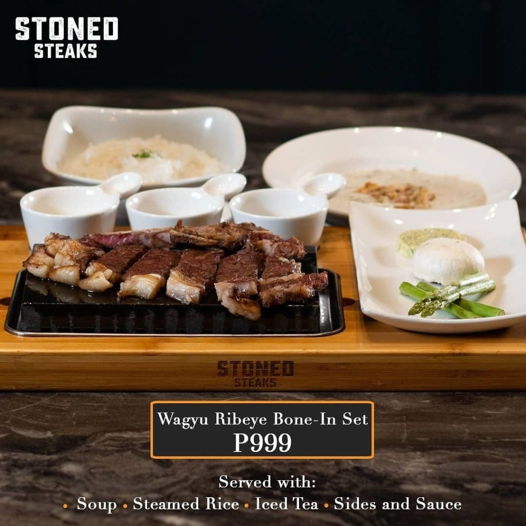 Stoned Steaks: Date Places In Quezon City
