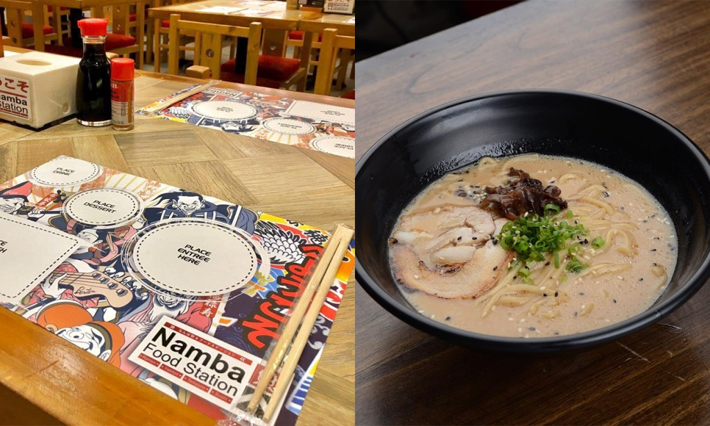 Namba Food Station