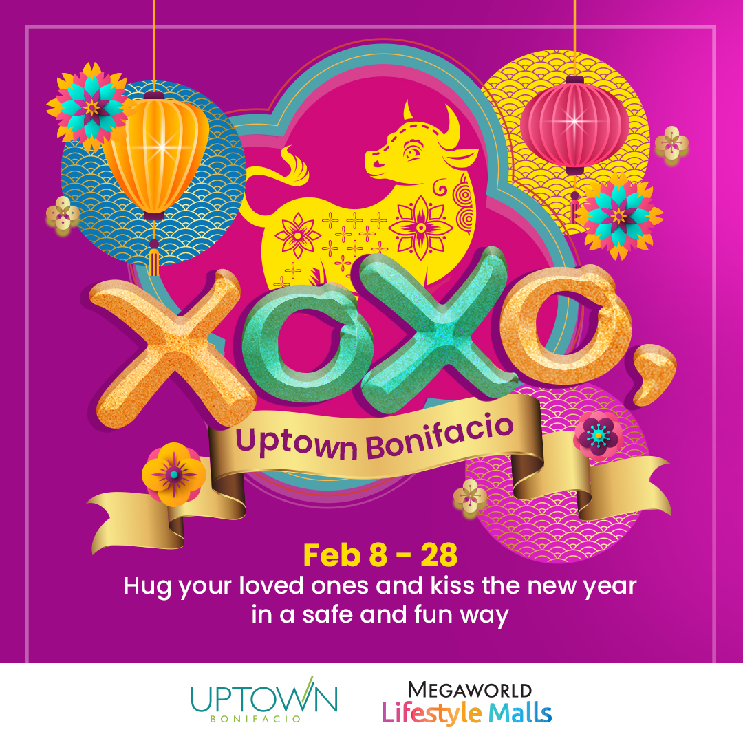 Valentine's Day At Uptown Bonifacio