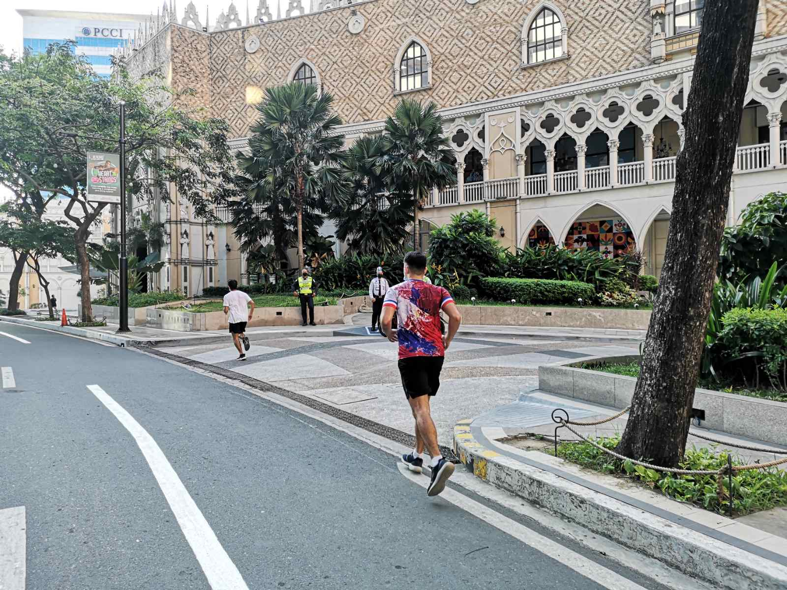 Go Jogging At McKinley Hill