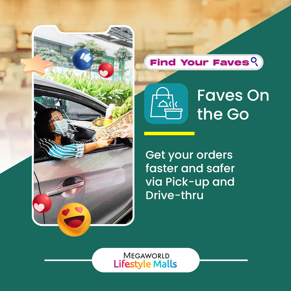 Find Your Faves On The Go