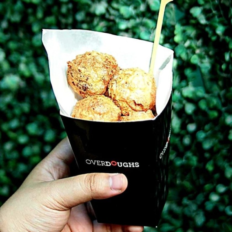 Create sweet memories and order from Overdough's branch at Eastwood City.