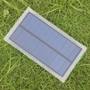 1.75W 6V Polycrystalline Solar Cell Solar Panel For Solar Folding Charger/Charging Bag/Backpack Whol...