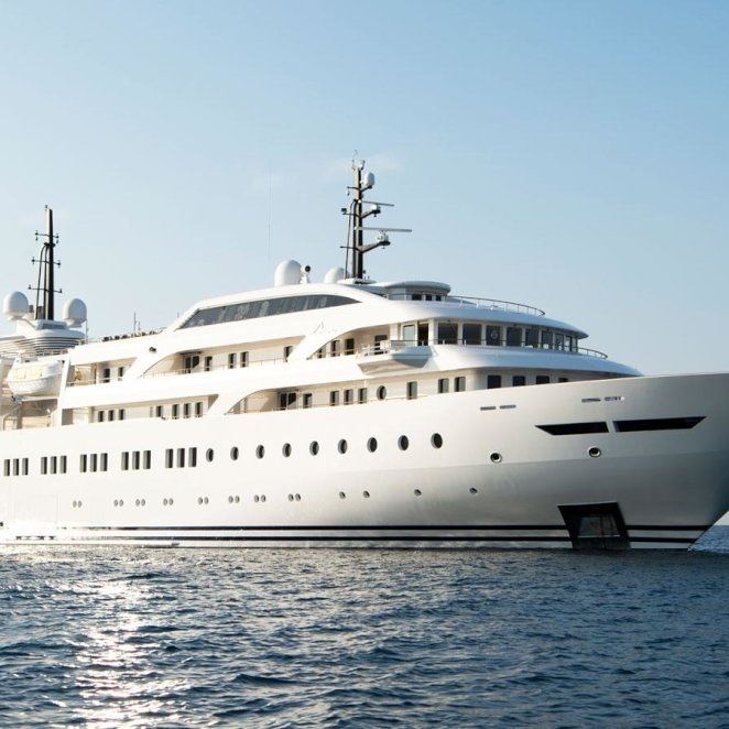 super yacht dream