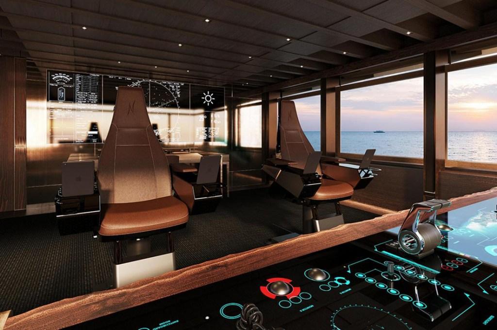 capitan deck