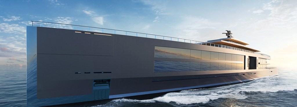 nature yacht image