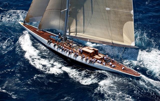 The Superyacht 6 6 J Class Yachts Afloat Megayacht News