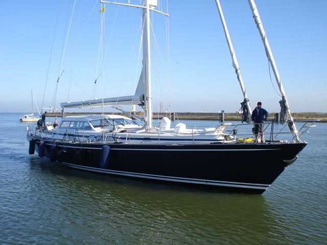Jongert Building Mysterious New Yacht Megayacht News