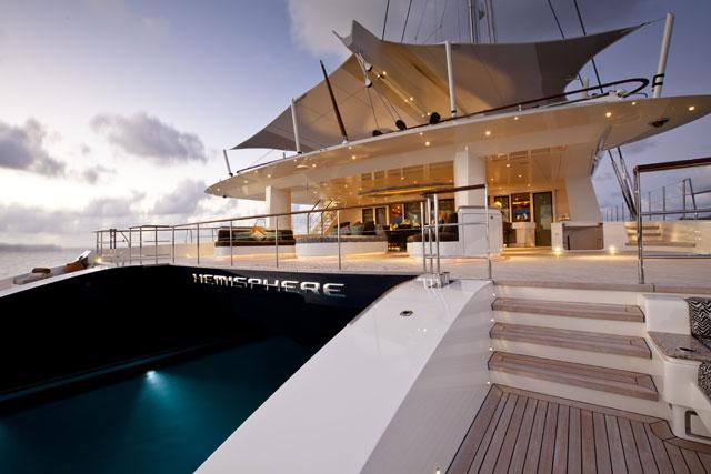 Megayacht News Onboard Pendennis Hemisphere Megayacht News