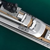 Silver Fast sundeck aerial
