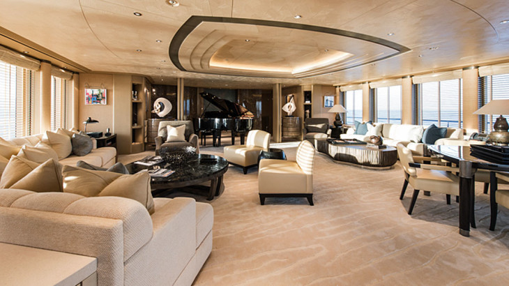 Terence Disdale Design Archives Megayacht News