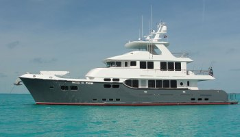 Nordhavn 96 Manageable With Or Without Crew Megayacht News