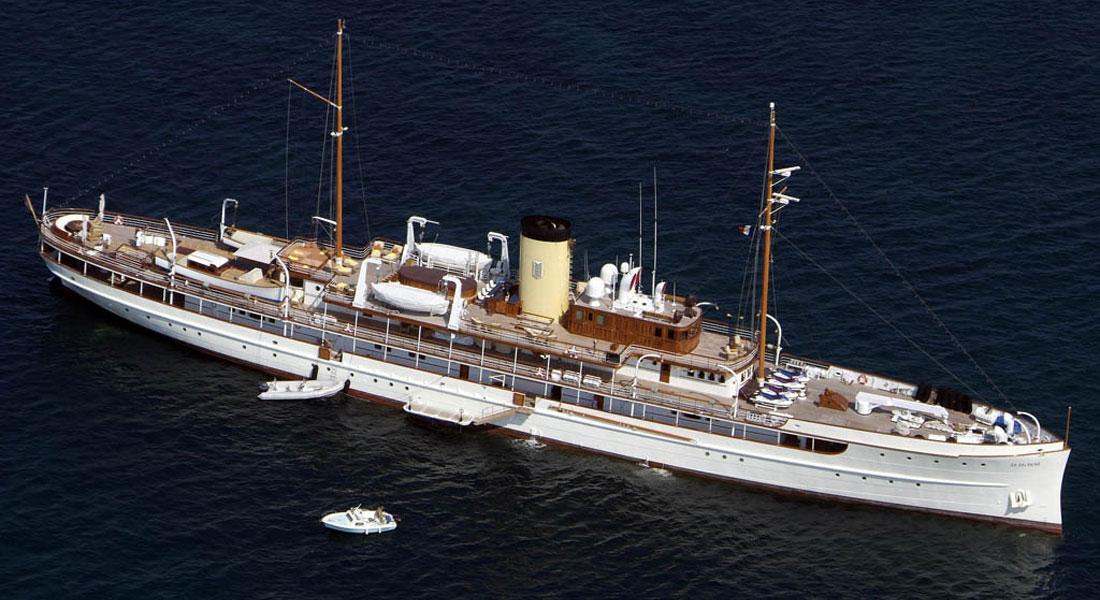 4 Largest American Built Megayachts Megayacht News