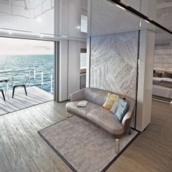 Wider 165 Cecilia master lounge and terrace