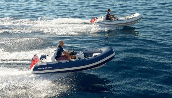 Williams Sportjet 435, for Smaller Watersports-Oriented