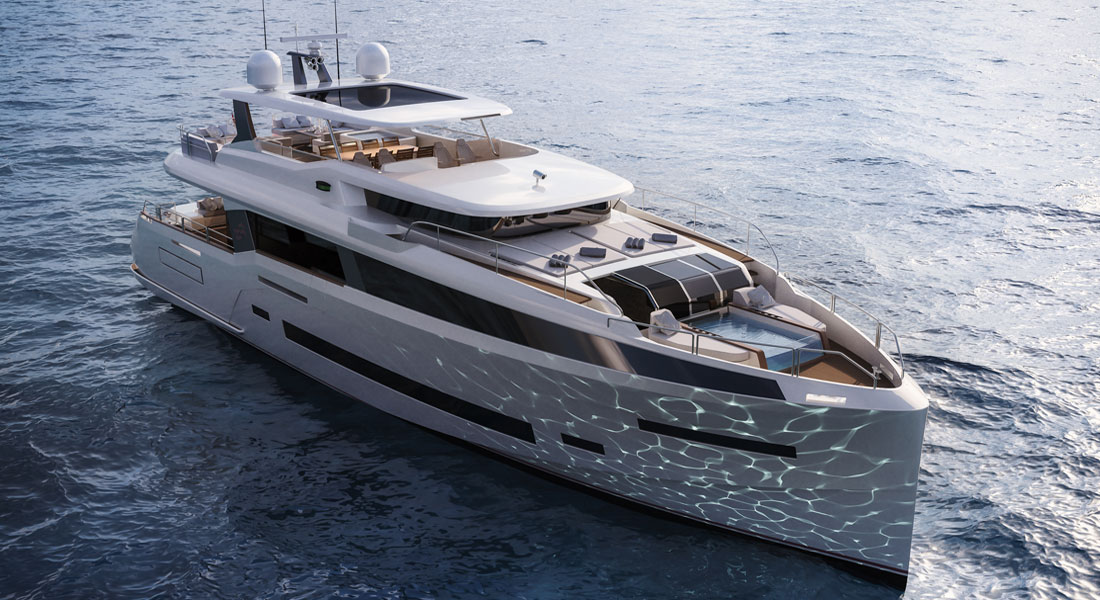 Sirena 85 Turkish Yards First Superyacht Megayacht News