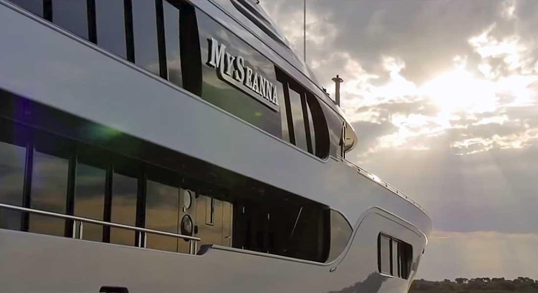 My Seanna Megayacht In Below Deck Season In Tahiti
