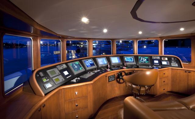 Megayacht News Onboard Heesens At Last Megayacht News