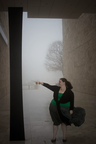 Photo by Devin Cooper, 2008 at the Getty Museum