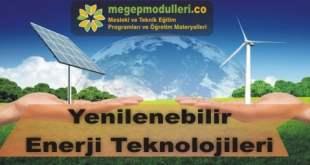 yenilenebilir enerji