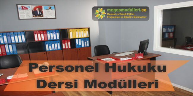 personel hukuku megep modulleri