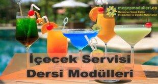 icecek servisi dersi modulleri