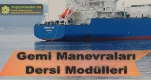 gemi manevralari dersi modulleri