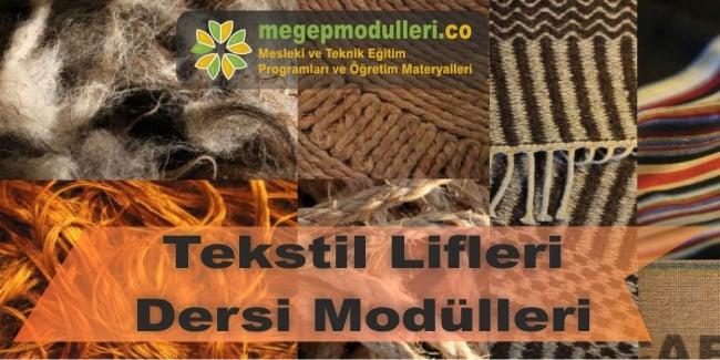 tekstil lifleri megep