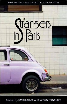 Strangers in Paris is a book I co-edited, published in 2011 by Tightrope books. It was launched in Toronto, Paris, and New York City. Strangers in Paris presents anglophone Parisian writing as it is today, without the veneer and expectations of stereotypes, romantic notions, or iconic representations. More than anything, this anthology is a landmark, a notice that begs and entices readers to explore the current English-language authorship developing in and about Paris. Featuring work from John Berger, Sion Dayson, Jorie Graham, Alexander Kolya Maksik, Alice Notley, Sarah Riggs, Eleni Sikelianos, Kathleen Spivack, Cole Swensen, Elizabeth Willis, among many others. Strangers in Paris (Tightrope Books) was named one of the twelve recommended books in Parisian Expat Literature by World Literature Today. Pick up a copy here: http://www.amazon.com/Strangers-Paris-David-Barnes/dp/1926639324/ref=sr_1_1?ie=UTF8&qid=1427149136&sr=8-1&keywords=strangers+in+paris